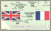 The story of the stamps and postal history of the New Hebrides,